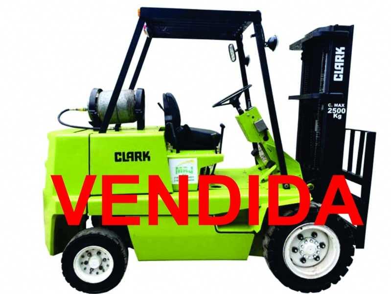 Empilhadeira CLARK C300HY50