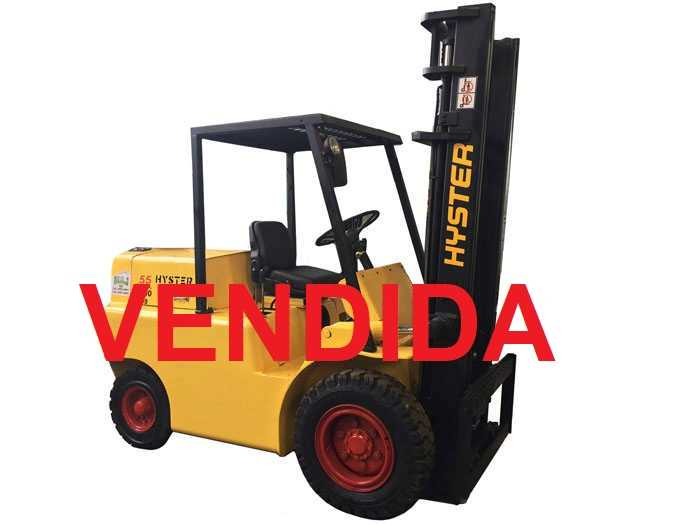 Empilhadeira HYSTER H55N