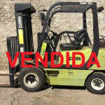 Empilhadeira CLARK CMP 25L ano 2004 Valor R$ 30.000,00